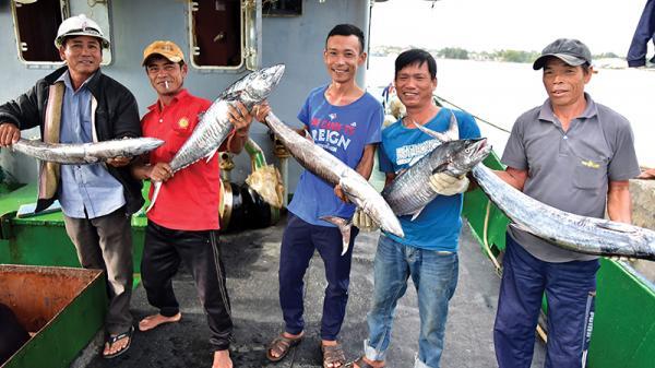 Khát vọng vươn khơi nơi miền chân sóng của những thuyền trưởng trẻ tuổi ở Quảng Trị