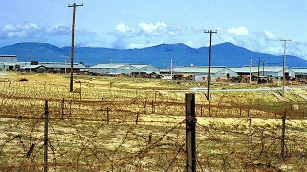 Hàng rào điện tử McNamara thời chiến tranh ở tỉnh nào