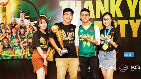 Chàng trai Quảng Trị truyền cảm hứng bóng rổ chuyên nghiệp
