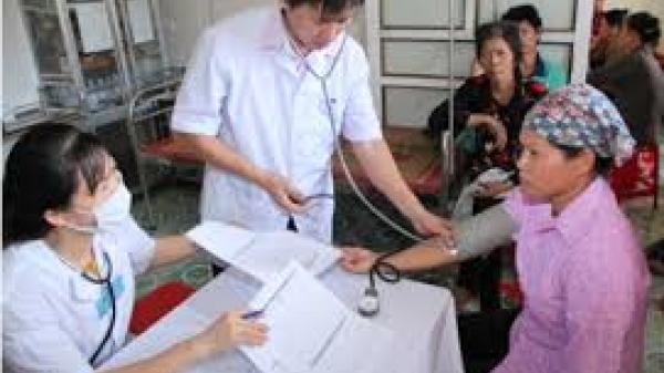 Trung tâm Y tế huyện Triệu Phong thông báo tuyển dụng viên chức sự nghiệp y tế