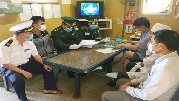 Quảng Trị: Lo ngại vì hàng trăm thuyền viên về từ Trung Quốc chưa được cách ly theo dõi