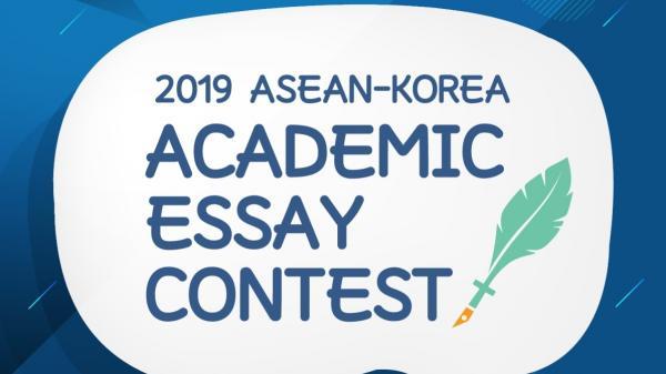 Chàng trai Quảng Trịgiành chiến thắng cuộc thi viết luận học thuật về mối quan hệ giữa ASEAN - Hàn Quốc 2019