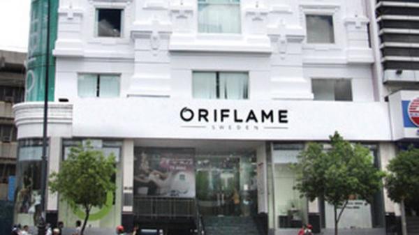 Công ty đa cấp phân phối mỹ phẩm Oriflame đóng cửa