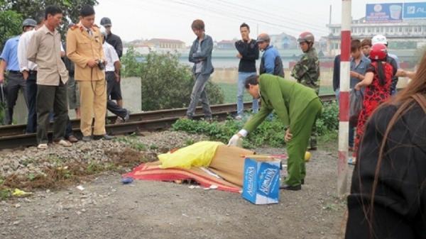 Xót cảnh người đàn ông chăn trâu không may bị tàu t.ô.ng t.ử v.o.ng ở Quảng Trị