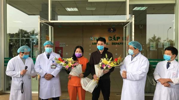 16 ca bệnh nhiễm Covid-19 ở Việt Nam đều đã khỏi bệnh