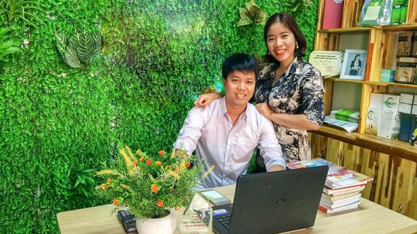 Đôi vợ chồng trẻ ở Quảng Trị làm kinh tế giỏi