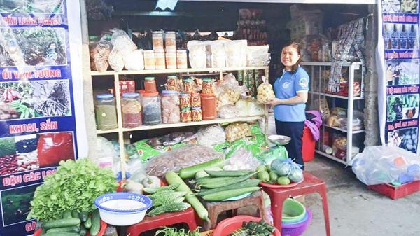 Triệu phong đưa nông sản sạch đến với người tiêu dùng
