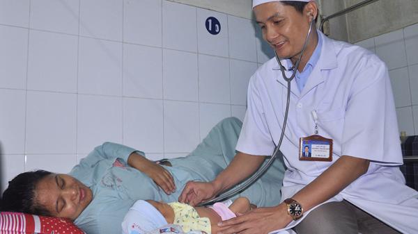 Bác sĩ trẻ không ngại gian khó