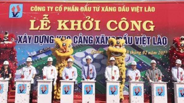 Quảng Trị: Đầu tư gần 470 tỷ đồng xây dựng kho cảng xăng dầu Việt Lào