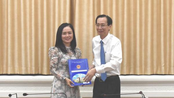 Sở Nội vụ TP.HCM có tân phó giám đốc quê Quảng Trị