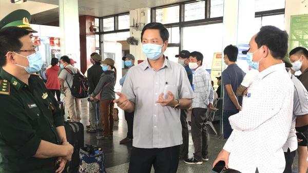 Cách ly toàn bộ người Việt Nam nhập cảnh ở 2 cửa khẩu Quốc tế tại Quảng Trị