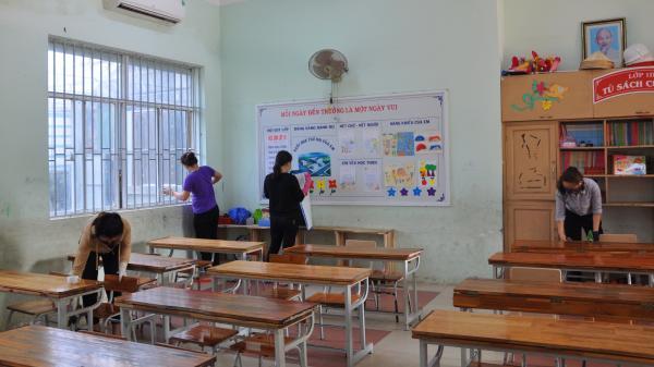 Học sinh toàn tỉnh tiếp tục nghỉ học để ứng phó với COVID-19