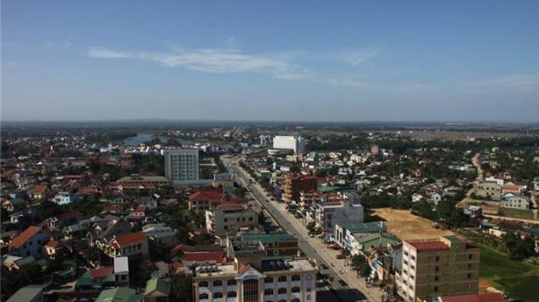 Quảng Trị: Xem xét đề xuất đầu tư 2 dự án nghìn tỉ tại TP Đông Hà
