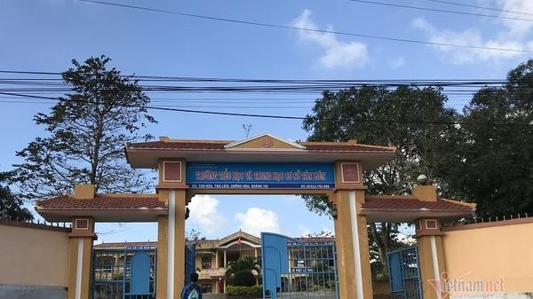 Quảng Trị: Vụ Hiệu trưởng vay nợ giáo viên - Thanh tra đã kết luận
