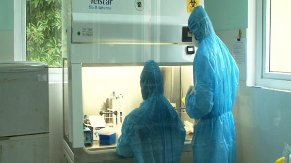 Hệ thống xét nghiệm SARS- CoV-2 đi vào hoạt động tại Trung tâm kiểm soát bệnh tật tỉnh Quảng Trị