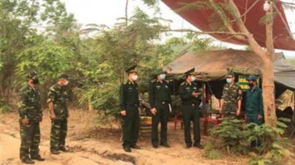 Quảng Trị lập 3 chốt trạm khai báo y tế tại ba điểm trọng yếu trên địa bàn tỉnh để phòng chống dịch Covid-19