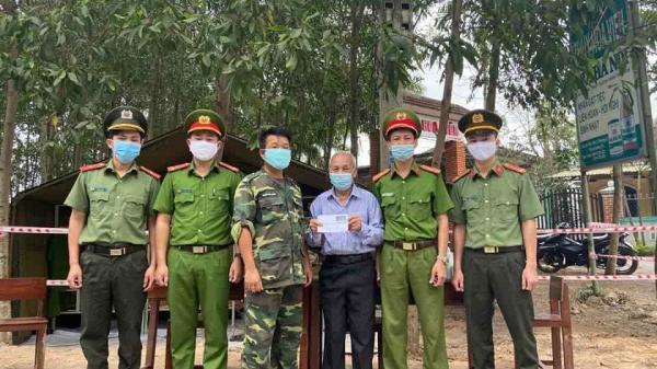 Cảm động trước tấm lòng của người thương binh hạng 1/4 ở Quảng Trị ủng hộ 3 triệu đồng để phòng chống dịch Covid-19