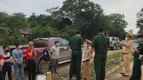 Tình tiết mới vụ 6 người nhập cảnh trái phép rồi trốn cách ly ở Quảng Trị