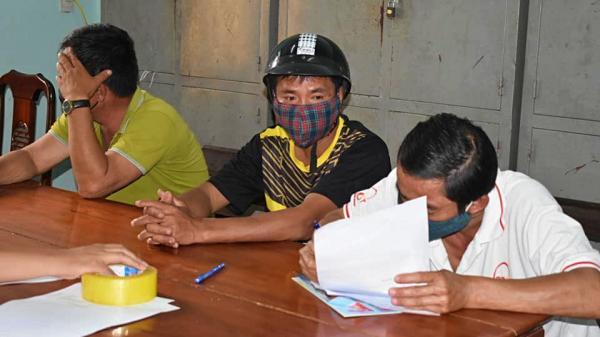 Đông Hà: Xử phạt 7 trường hợp không đeo khẩu trang nơi công cộng
