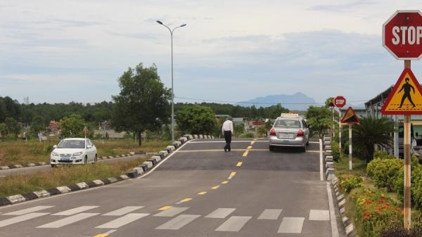 Thành lập Trung tâm Đào tạo và Sát hạch lái xe Quảng Trị trực thuộc Sở GTVT