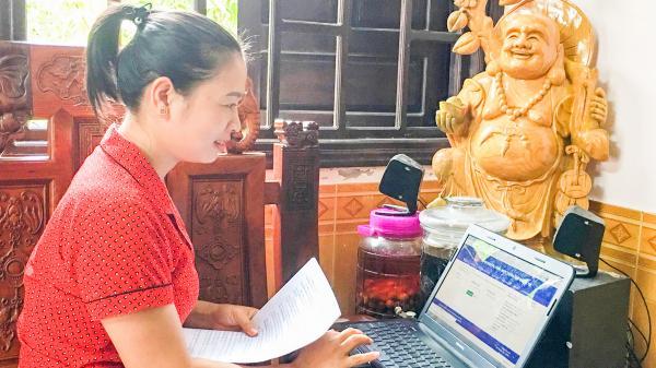 Người dân Quảng Trị ởnhà vẫn giải quyết được thủ tục hành chính