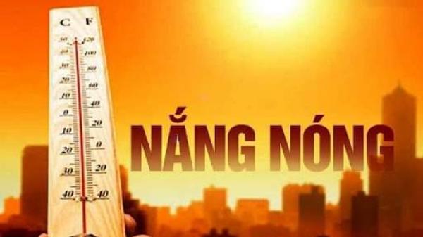 Xuất hiện nắng nóng diện rộng trên địa bàn tỉnh Quảng Trị từ ngày 20-22/4