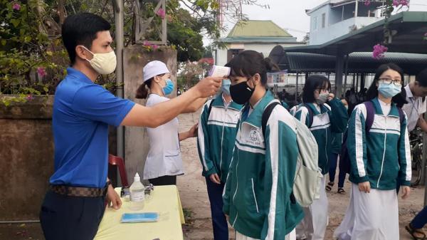 Hơn 100.000 học sinh Quảng Trị trở lại trường