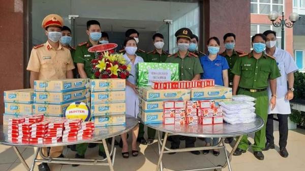 Đoàn Thanh niên Vĩnh Linh: Ủng hộ phòng, chống Covid-19 trên 116 triệu đồng