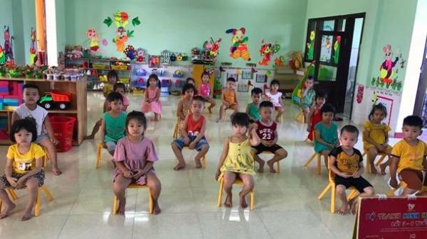 Quảng Trị: Công nhận 10 trường đạt chuẩn quốc gia