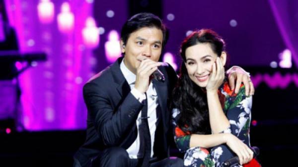 """Phi Nhung tái hợp """"người yêu không bao giờ yêu và người chồng không bao giờ cưới"""" ở Quảng Trị"""