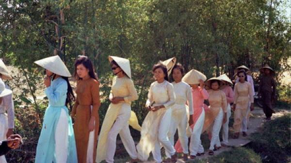 Ngắm loạt ảnh hiếm về đám cưới Quảng Trị những năm 1969