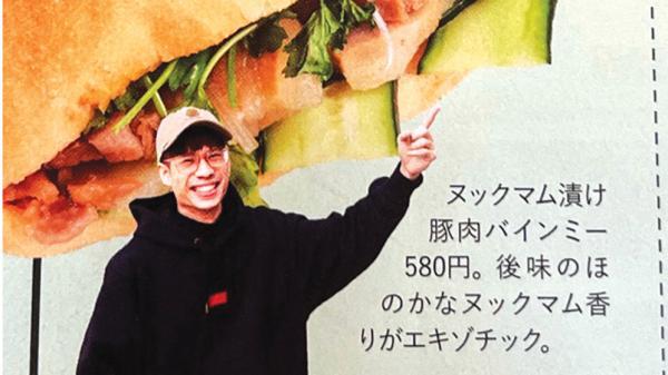 Chàng trai Quảng Trị - Người quảng bá ẩm thực Việt trên đất Nhật