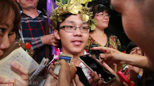 Nam sinh tuổi Sửu đoạt Quán quân Olympia năm thứ 15: Sang Úc làm bồi bàn kiếm tiền, dự định về Việt Nam giúp nông dân, ngoại hình hiện tại gây bất ngờ