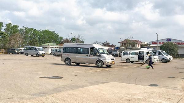 Quảng Trị: Bến xe, ga tàu đìu hiu sau kỳ nghỉ Tết