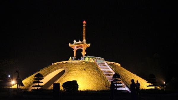 Giao thừa thiêng liêng ở Thành Cổ Quảng Trị