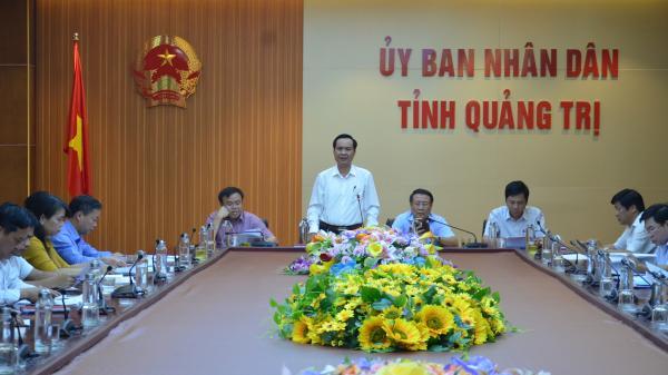 Thông qua phương án thu tài chính dự án Khu dân cư mới Phường 1, thành phố Đông Hà