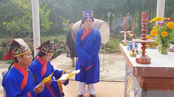 Lễ hạ nêu ở làng Gia Bình