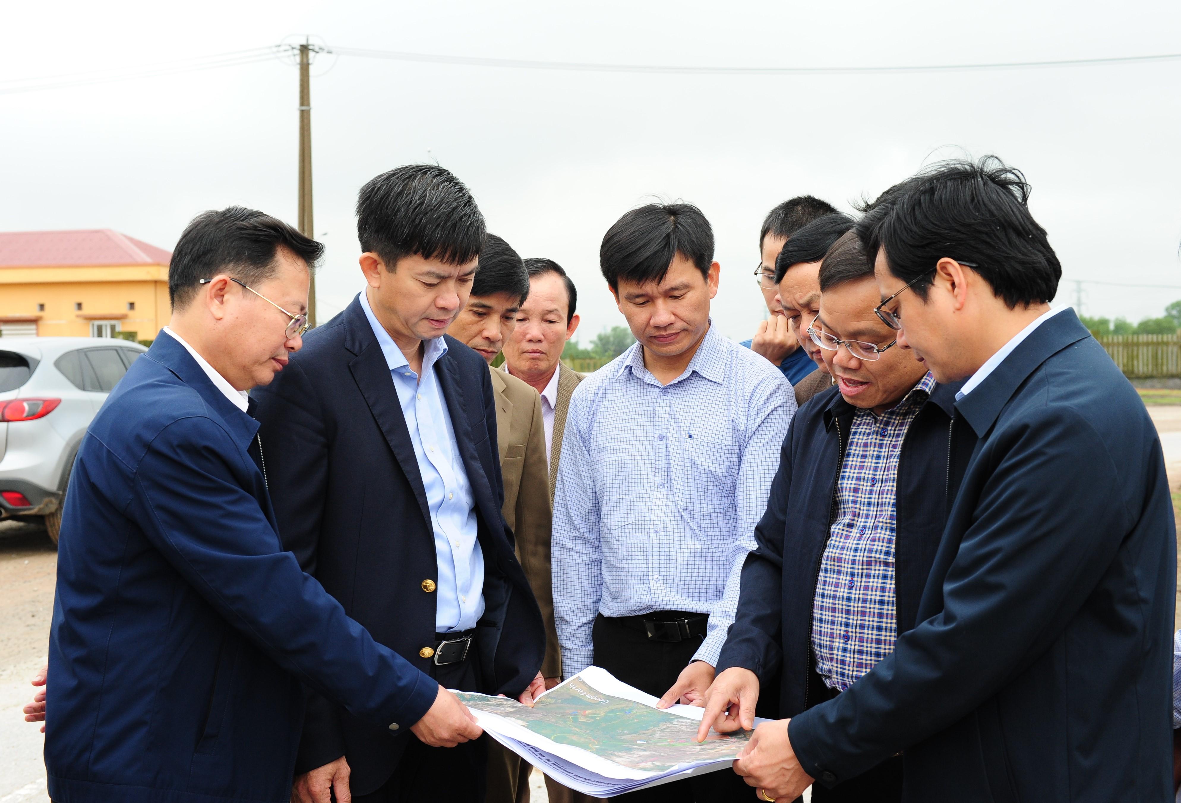 Bí thư Tỉnh uỷ Lê Quang Tùng: Huyện Gio Linh cần chủ động thu hút, tìm kiếm nhà đầu tư