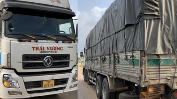 Quảng Trị: Phạt chủ xe và tài xế 48 triệu đồng vì chở quá tải 207%