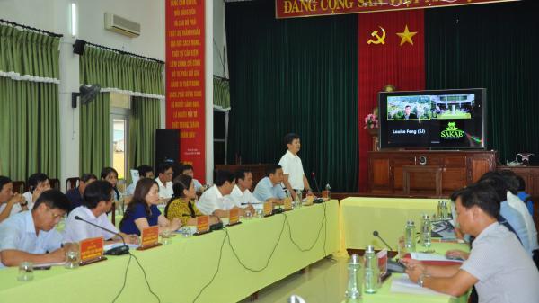Liên doanh Công ty Sakae Holdings và Surbana Jurong: Mong muốn hỗ trợ tỉnh Quảng Trị lập quy hoạch phát triển chiến lược