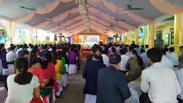 Lễ công bố xã Hải Quy đạt chuẩn nông thôn mới