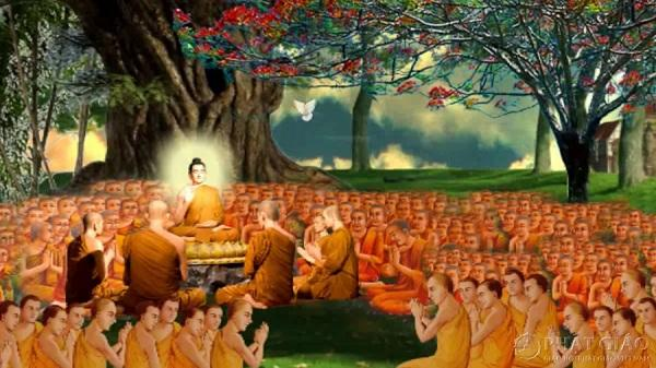 """Bài học Đức Phật dạy con: """"Người nói dối cũng như nước rửa chân, không thể dùng để uống""""."""