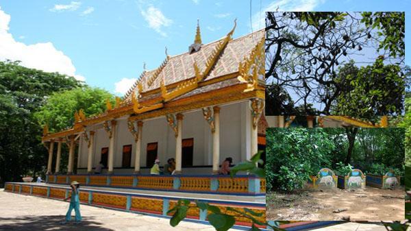 Những bí ẩn chưa có lời giải đáp về chùa Dơi ở Sóc Trăng
