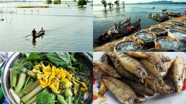 Nhớ lắm món cá Linh mùa nước nổi...