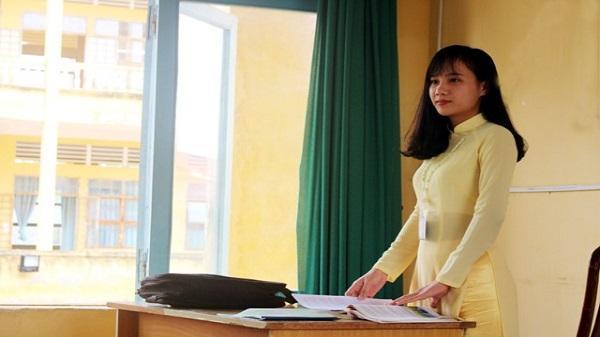 Ngưỡng mộ nghị lực vượt khó của nữ sinh sư phạm ở Sóc Trăng