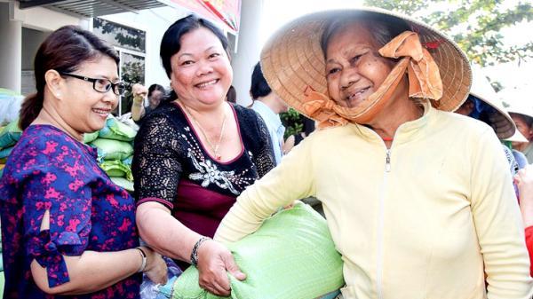 Người phụ nữ Sóc Trăng tận tâm với công tác từ thiện