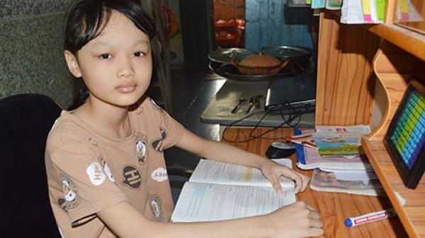 Hoàn cảnh khó khăn của cô bé học sinh giỏi Sóc Trăng mắc ung thư máu