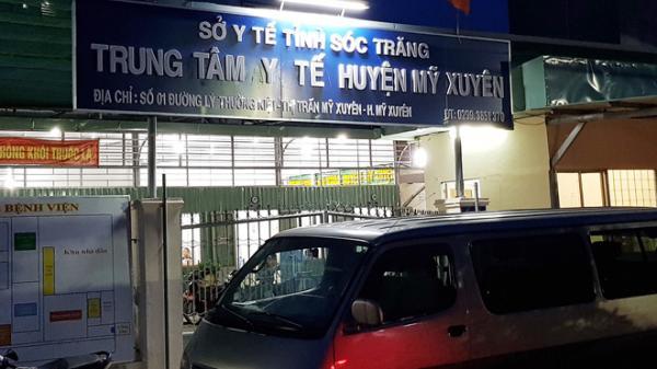 Vụ bệnh nhi t.ử vong tại Trung tâm y tế ở Sóc Trăng: Xác định nguyên nhân ban đầu