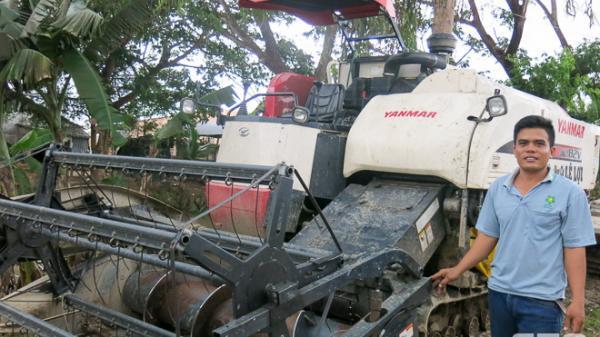 Câu chuyện làm giàu của anh nông dân tuổi 30 ở Sóc Trăng