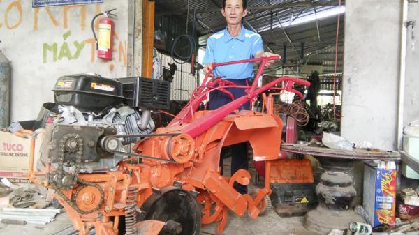 Thầy giáo có niềm đam mê sáng tạo giúp nông dân trên mảnh đất Cù Lao Dung (Sóc Trăng)